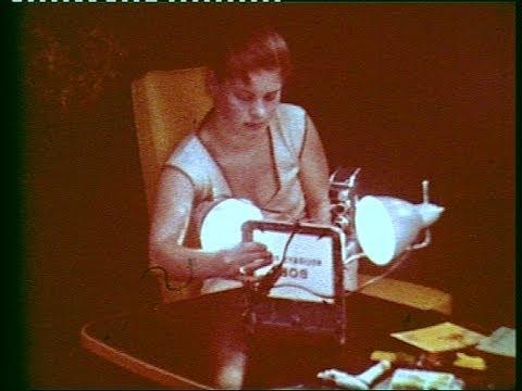 Paillard Bolex promo film 1950
