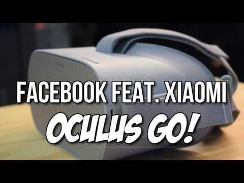 OCULUS GO at GDC | Facebook $199 VR Headset Featuring Xiaomi