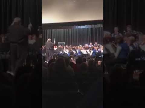 Fruit Cove Middle School 2019 Spring Concert  star trek