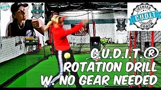 SOFTBALL HITTING DRILLS | BASEBALL HITTING | HITTING COACH CERTIFICATION CUDIT
