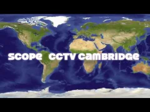 CCTV Cambridge , Scope , 1/11/2012,  GLOBE TOPICS with Derek Chapter 1