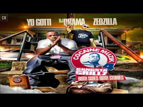 Yo Gotti & Zed Zilla - Cocaine Muzik 4 [FULL MIXTAPE + DOWNLOAD LINK] [2010]