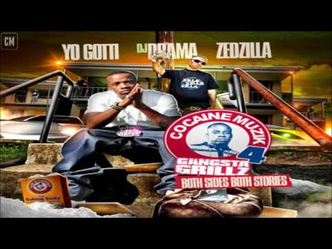Yo Gotti & Zed Zilla - Cocaine Muzik 4 [FULL MIXTAPE + DOWNLOAD LINK] [2010]