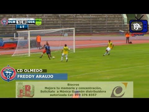 CD OLMEDO 1 - 0 GUALACEO SC - EL GUAMBRON