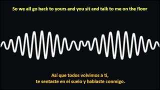 Arctic Monkeys - One For The Road (Subtitulada English/Español)