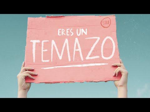 Suu - Eres un temazo (Videolyric Oficial)