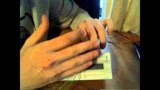 AVR микроконтроллеры для начинащих (урок 3) Подключаем + прошиваем