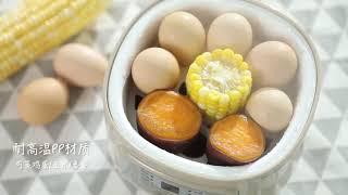 Bear 홈쿡 아침 식사용 전기 찜기 쿠커 계란 탕 죽…