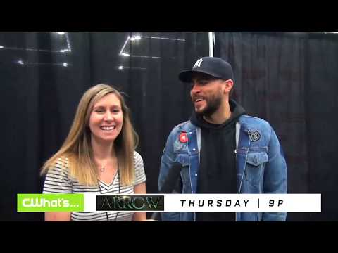 Nicole DeCosta catches up with actor Josh Segarra