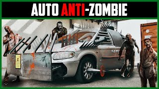 Come fare un'auto ANTI ZOMBIE | Puntata 13