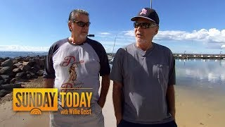After 60-Year Friendship, These 2 Men Find Out They're Biological Brothers | Sunday TODAY