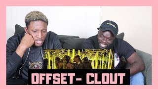 Offset - Clout ft. Cardi B Reaction