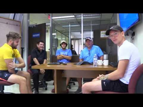 Coastal Bend College Soccer Interview, August 20, 2018