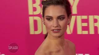 Lily James won't star in Downton Abbey movie | Daily Celebrity News | Splash TV