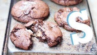 Chocolate Caramel Cookies - Stop Motion