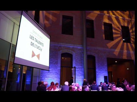 Les Talents de l'UCLy – Dîner de gala, 1ère édition