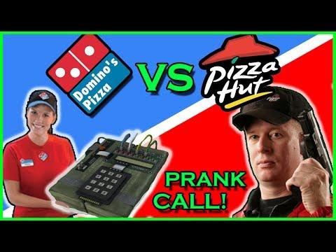 Domino's Pizza Vs Pizza hut?