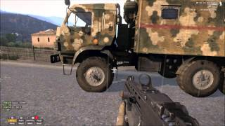Arma 3 Campaign Gameplay Walkthrough - Adapt, Supply Network