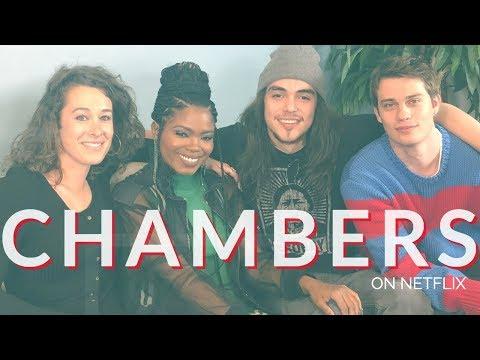 'Chambers' Cast & Creator Talk About Their New Netflix Series | TV Insider
