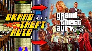 Почему каждая новая игра GTA популярней предыдущей?