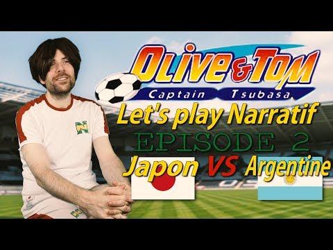 (LP Narratif) Olive et Tom - Episode 2 - Japon VS Argentine