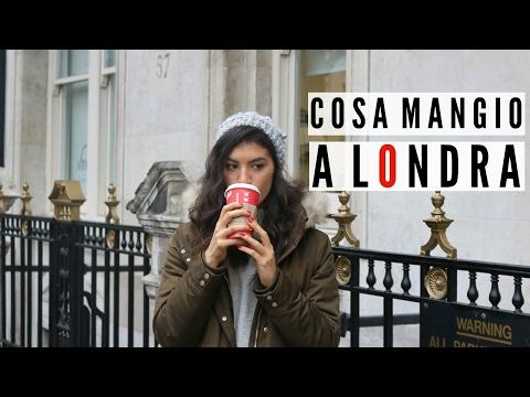 VLOG COSA FACCIO & MANGIO A LONDRA | posti da vedere e dove mangiare