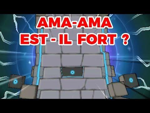 AMA-AMA - ANALYSE STRATÉGIQUE