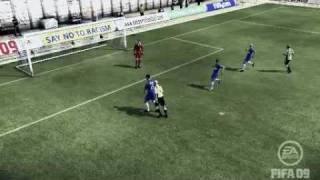 My First goal on Fifa 09