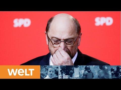 Hü und Hott bei der SPD: Martin Schulz verzichtet auf Amt des Außenministers