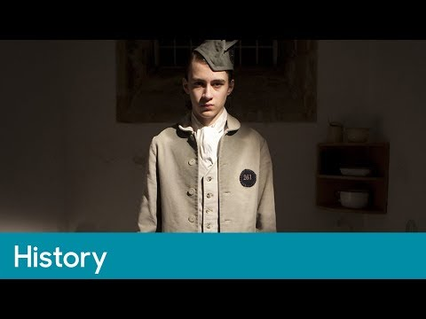 What was life like in prison for young Victorian offenders? | History - Victorian Villains