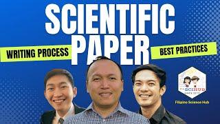 [FSH RU TRAINING COURSE] H๐w to write a scientific report