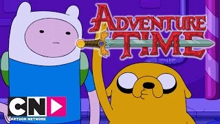 Adventure Time | Graffiti Chase | Cartoon Network