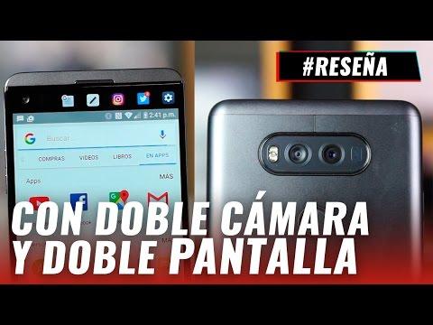 LG V20, review en español