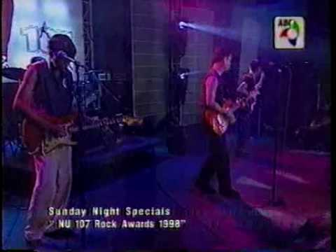 THE JERKS: Sayaw Sa Bubog (NU 107 Rock Awards 1998)