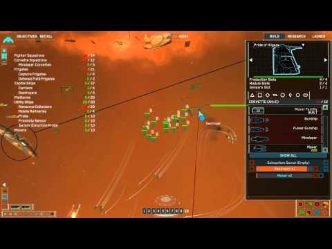 Homeworld 2 Remastered: Mission 7 (Progenitor Foundry)