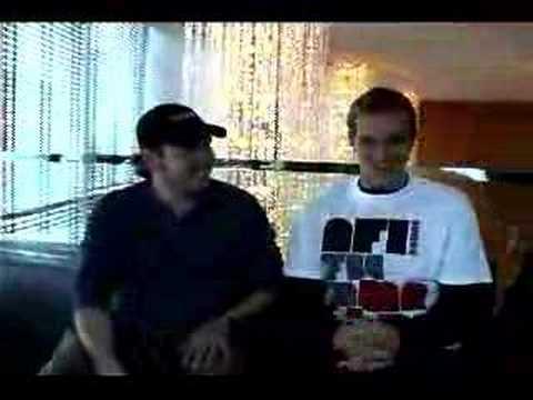Dean/Brian Ronalds & Jason Mewes talk NETHERBEAST INC part 1