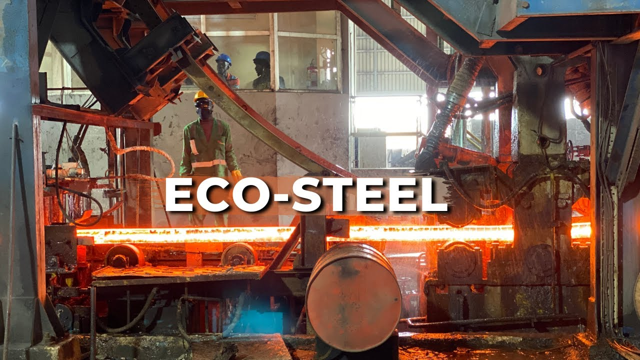An Eco-Steel Plant