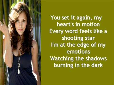 Terrified by Katharine McPhee (Lyrics)