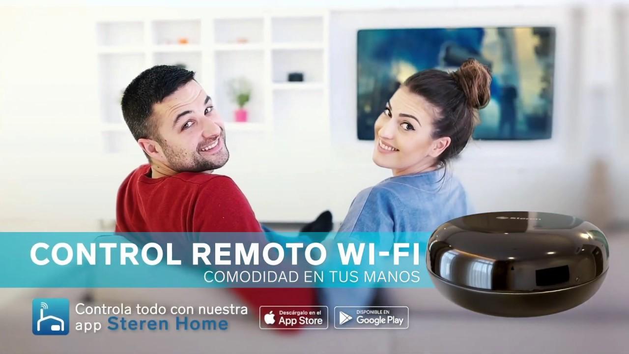 Control Remoto Universal Wi-fi Steren
