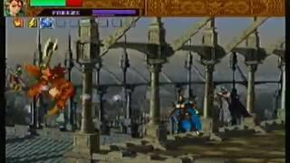 22 Awesome Sega Saturn Scrolling Shoot