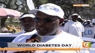 World diabetic day celebrations in Nakuru