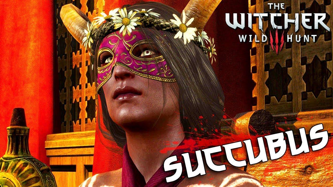 Witcher 3 succubus salma consequences