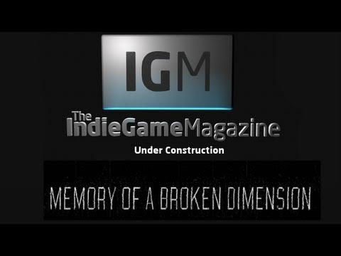 IGM Under Construction - Memory of a Broken Dimension