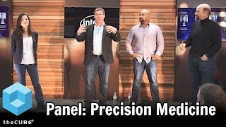 AI for Good Panel - Precision Medicine - SXSW 2017 - #IntelAI - #theCUBE