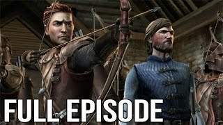 Game of Thrones Episode 4 Walkthrough Part 1 - FULL Episode 4