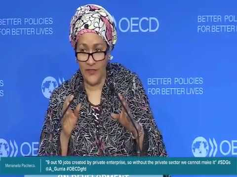OECD Global Forum on Development 2017 -  Opening and Session
