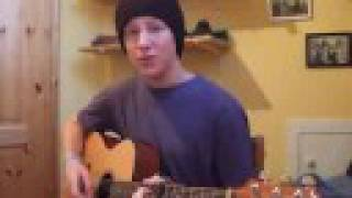 Me singing Please Be Mine by the Jonas Brothers (acoustic cover) Stuck Like Glue - Sugarland