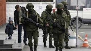 Ввод Российских миротворцев в Крым