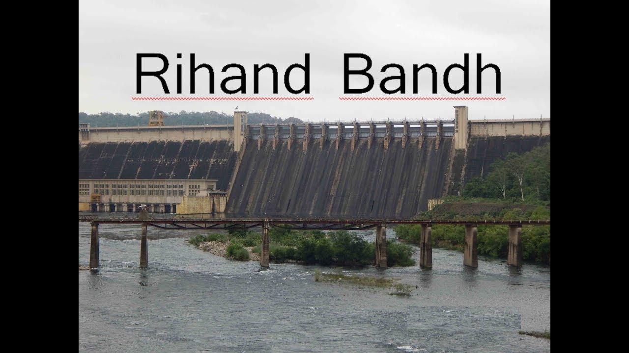 Image result for 8. Rihand Dam