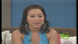 producciones camaleón programa de tv contigo entrevista a maría i detrés